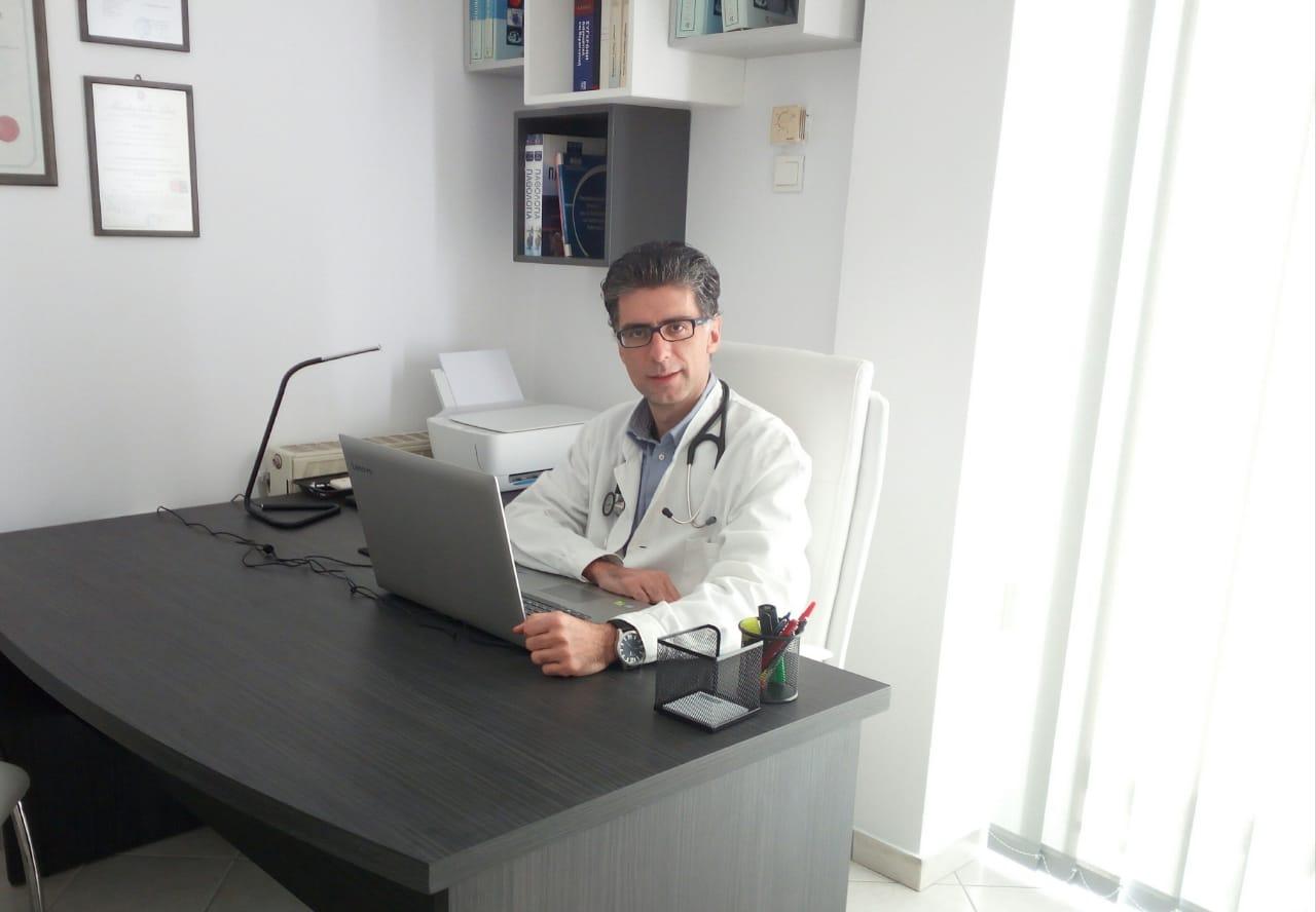 pathologos iraklio, Dr Antonucci